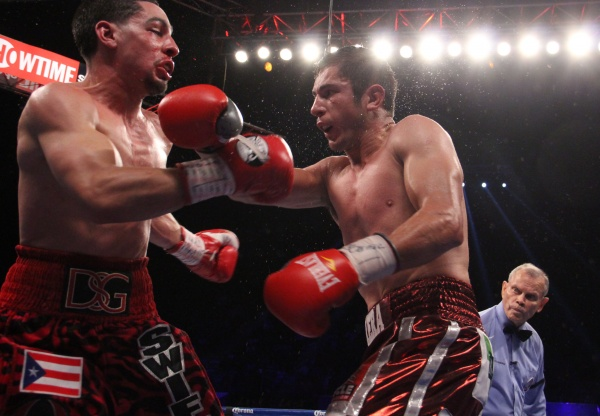 Photos: Danny Garcia vs Mauricio Herrera – World Boxing ...