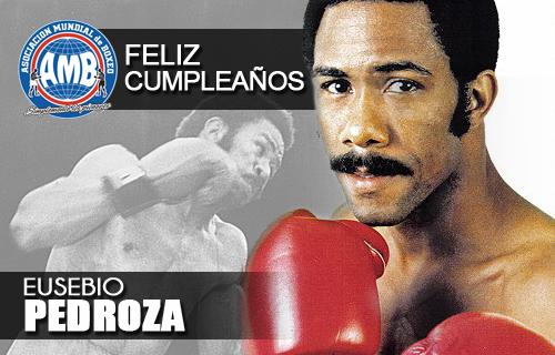 Feliz cumpleaños a Eusebio Pedroza