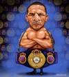 Alberto Rossel Interim WBA Light Flyweight Champion
