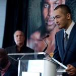 Beibut Shumenov - Bernard Hopkins Press Conference