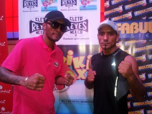 Moreno vs Chacon final press conference