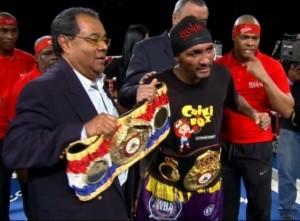 Moreno retains WBA belt in Panama