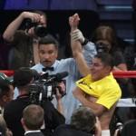 Jessie Vargas dethroned Khabib Allakhverdiev