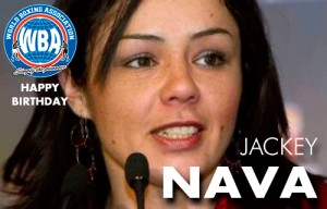 Happy Birthday Jackey Nava