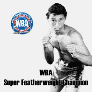Samuel Serrano WBA Super Featherweight Champion