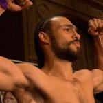 Keith Thurman jr - Julio Díaz Weigh-in