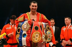 Wladimir Klitschko WBA Heavyweight Champion
