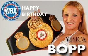 Feliz cumpleaños a Yesica «La Tutti» Bopp