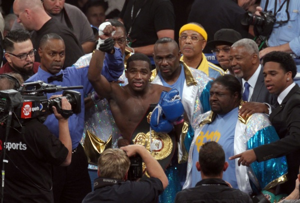 Fotos: Broner vs Molina