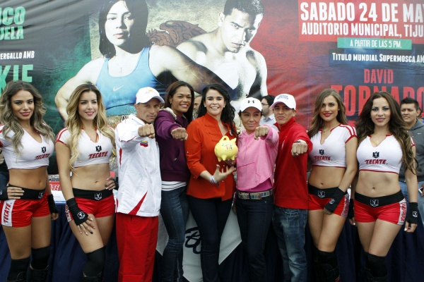 México vs. Venezuela en Tijuana este sábado