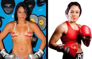 Jackie Nava vs Alys Sánchez