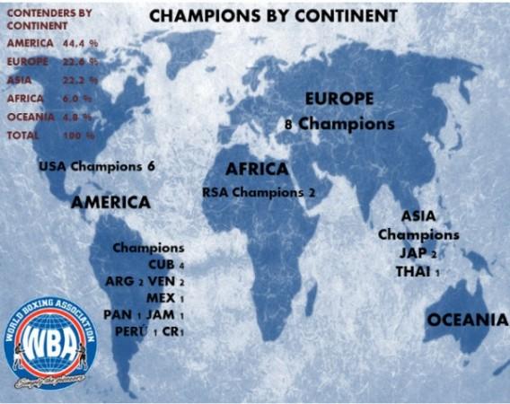 EEUU y Tailandia los países con mayor presencia en el ranking AMB