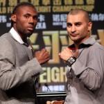 """Unbeaten WBA Featherweight Champion Nicholas """"Axeman"""" Walters vs Vic Darchinyan"""
