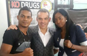 Punta Cana será sede del XXIX KO a las Drogas