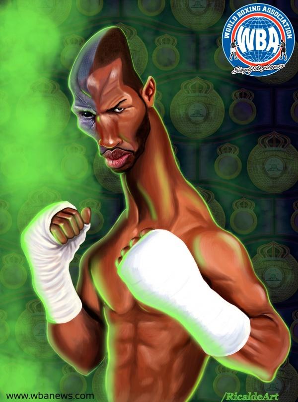 Bernard Hopkins WBA Boxer of the Month