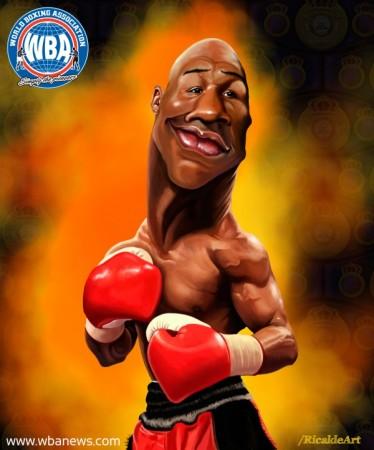 Floyd Mayweather jr WBA Honorable Mention
