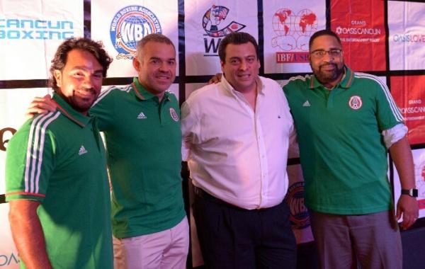 Successful Summit of WBA-WBC-IBF