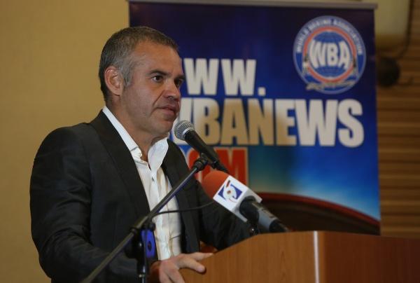 Gilberto Mendoza - Santo Domingo Directorate Meeting