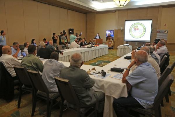 Sumary of Santo Domingo Directorate Meeting