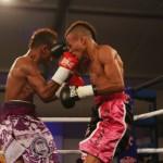 """Norberto """"Meneito"""" Jiménez (DOM) vs Julio """"Kikiriki"""" Escudero (PAN) - Super Flyweight WBA Fedelatin Championship"""