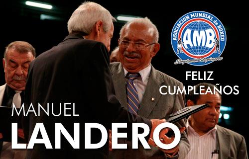 Manuel Landero: 90 años de lucha constante