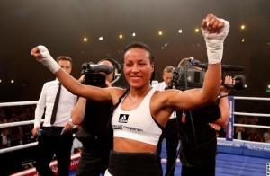 Photos: Cecilia Braekhus Get Big Wins