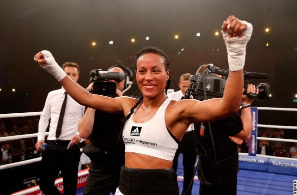 Photos: Cecilia Braekhus Get Big Wins