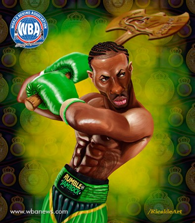 Nicholas Walters WBA Honorable Mention – October 2014