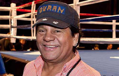 """Roberto """"Hands of Stone"""" Duran will attend the RD KO Drugs"""