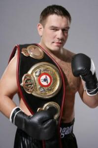 Ruslan Chagaev Boxeador del mes de  la AMB