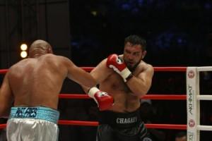 Ruslan Chagaev vs Fres Oquendo - WBa Heavyweight Championship