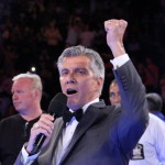 Gennady Golovkin vs Daniel Geale - Ring Announcer Michael Buffer