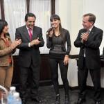 Romina Arroyo ciudadana destacada