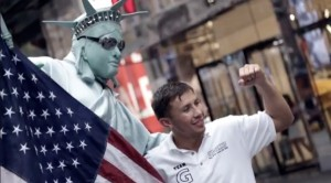 Golovkin settles in New York waiting for his new defense