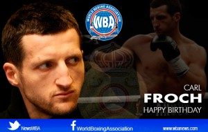 Happy Birthday to our Champion Carl Froch