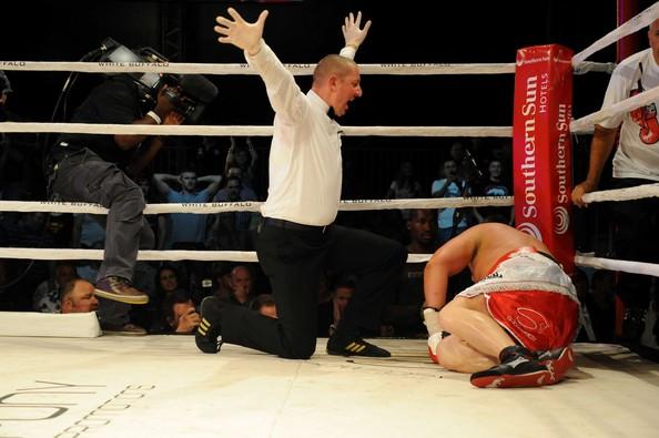 Ingo Barrabas will referee the interim title fight between Chudinov vs Bouadla