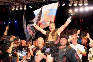 Chudinov destroys Bouadla, scores five knockdowns