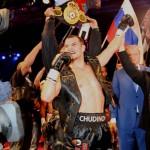 Dmitry Chudinov vs Mehdi Bouadla
