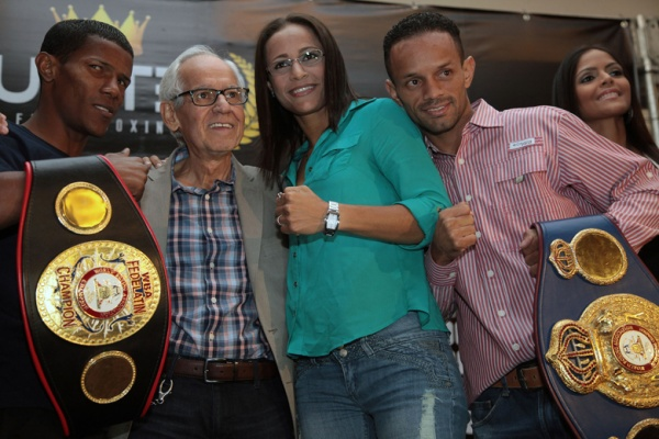 Half point will be used in title fights in Caracas