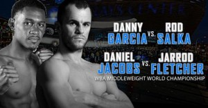 Fletcher and Jacobs trust they can win on Saturday in Brooklyn