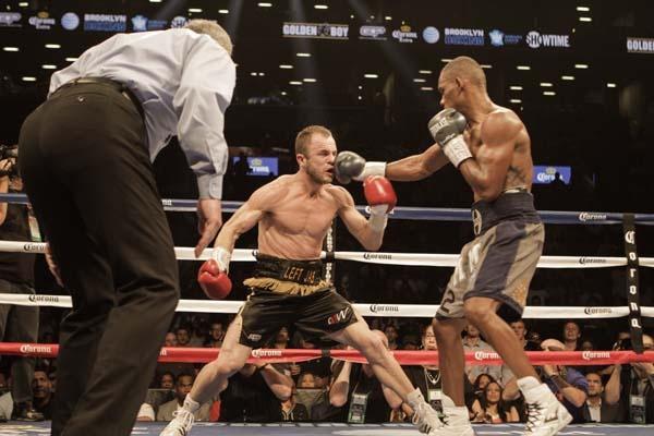 Daniel Jacobs vs Jarrod Fletcher