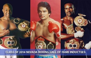 Duran, Foreman and Holyfield will be inducted into Nevada Hall of Fame