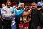 Tony Weeks, Jesús Cuellar and Gilberto Mendoza