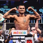 Mayweather - Maidana Weigh-in