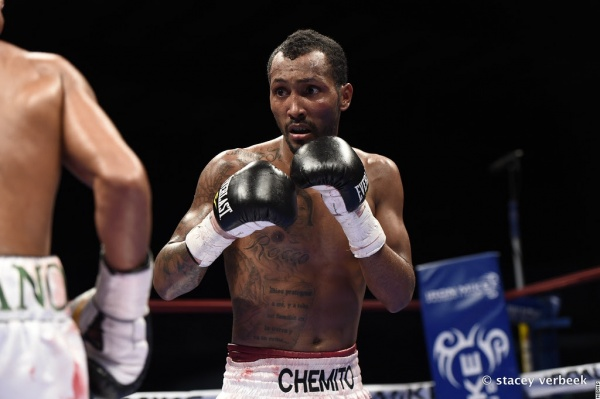 """Chemito"" Moreno requests a direct rematch with Payano"