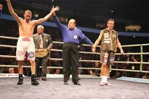 April dominates Tatli and retains title in Helsinki