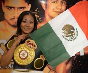 """Avispa"" Ortiz gives Etsuko Tada the rematch"
