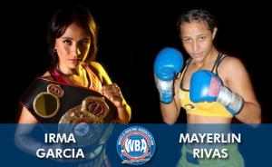 Irma García vs Mayerlin Rivas mandatory fight ordered