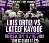 Kayode vs Ortiz