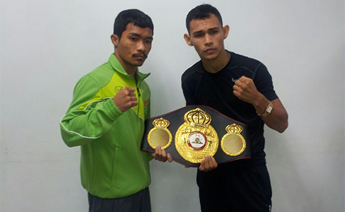 Abainza enters the ring with Buitrago vs Freshmart in Thailand
